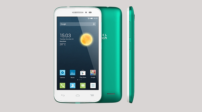 Alcatel OneTouch Pop 2 (4 5): An Android smartphone with mediocre specs