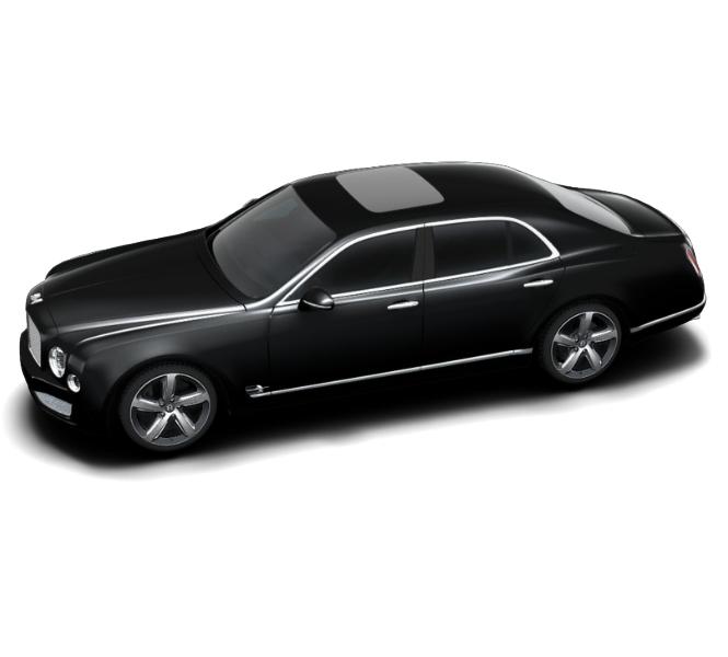 Bentley Mulsanne In India