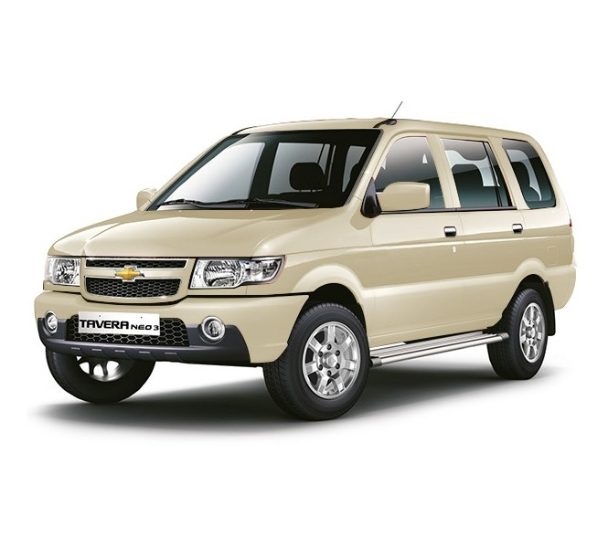 Chevrolet Tavera Neo 3 LT 9 Seats Price India Specs And