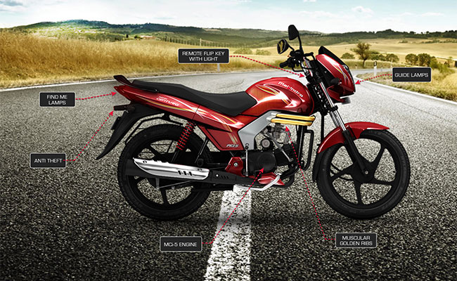 Mahindra Centuro Xt Price India Specifications Reviews Sagmart