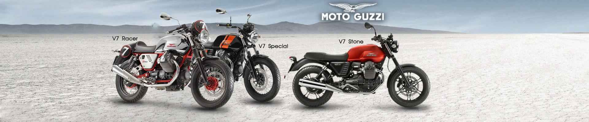 Moto Guzzi New Bikes
