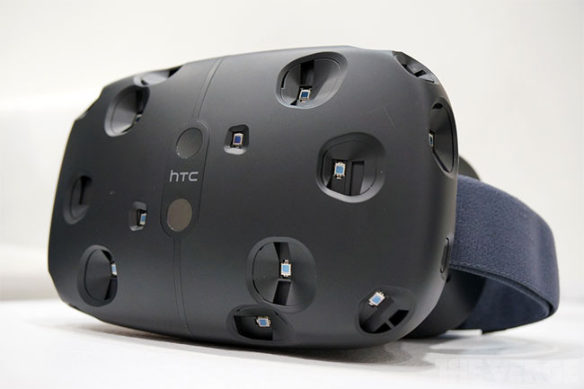 00ed4f587201 hTC and Valve Teamed Up and Brought Vive VR Headset at GDC and MWC