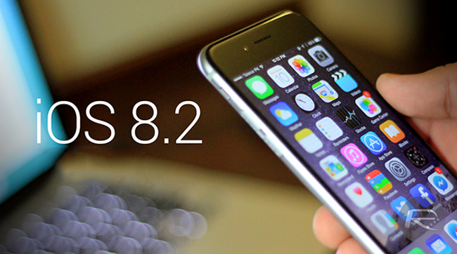 Loaded with a plenty of improved features, Apple iOS 8.2 ...