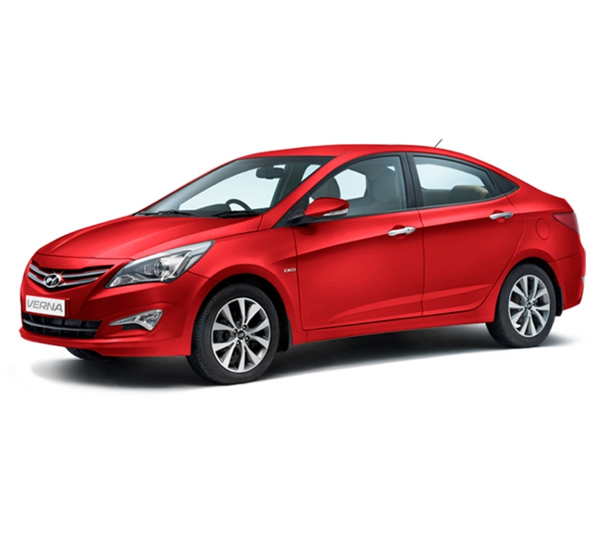 Hyundai Verna On Road Price In Asansol