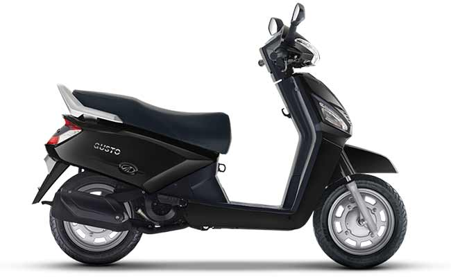 mahindra gusto 125 vx price india specifications reviews