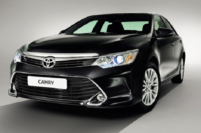 Toyota Camry Facelift To Roll Out In India On April 30