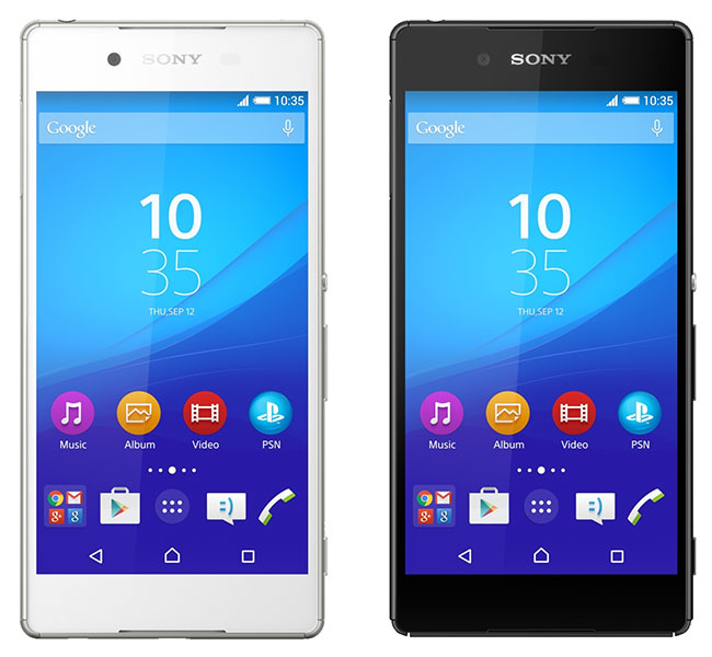 Sony Surprisingly Unwrapped Xperia Z4 for Selfie Addicts ...
