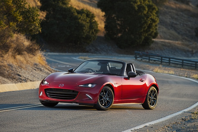 new generation mazda mx 5 launched. Black Bedroom Furniture Sets. Home Design Ideas