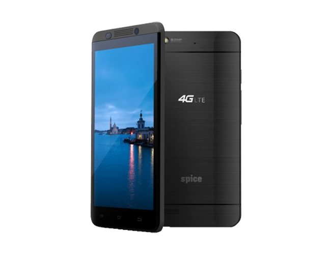 The 4G-enabled Spice Stellar 519 launched at Rs. 8,499