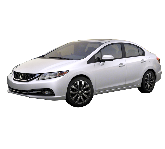 Honda civic 1 8 v at sunroof price india specs and for Honda civic sunroof