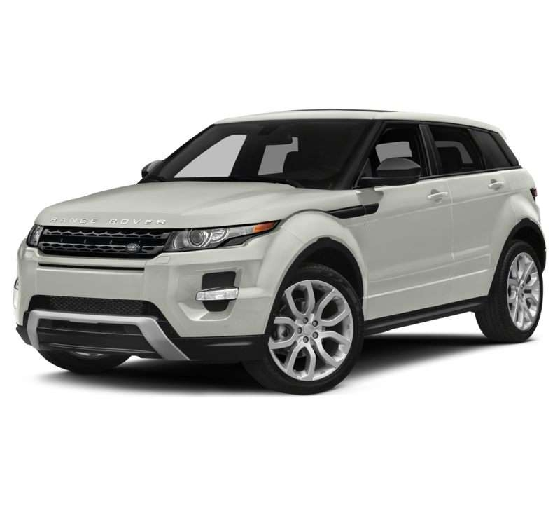 Land Rover Range Rover Evoque 2.0 TD4 HSE Dynamic Ember