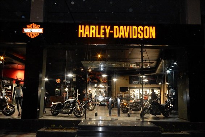 Harley Davidson Commenced Its Operation In Lucknow