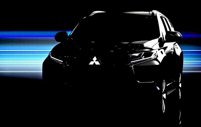 Mitsubishi Pajero Sport 2017 4k Ultra Hd Wallpaper: New Mitsubishi Pajero Sport Unveiled In Teaser Image