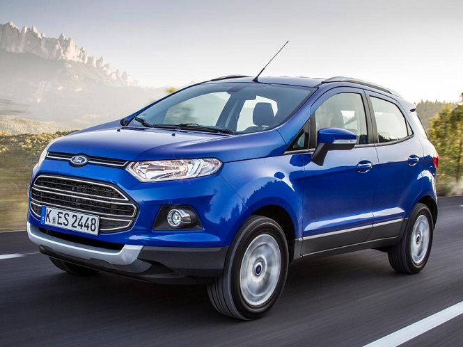 india manufactured ford ecosport crosses 2 00 000 sales mark. Black Bedroom Furniture Sets. Home Design Ideas