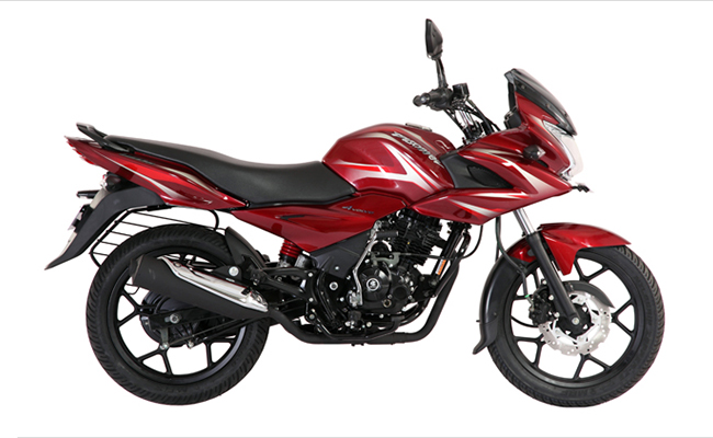 Bajaj Motorcycles has launched a new