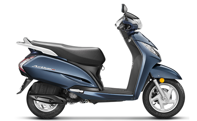 The All-New Honda Activa 125 BS IV