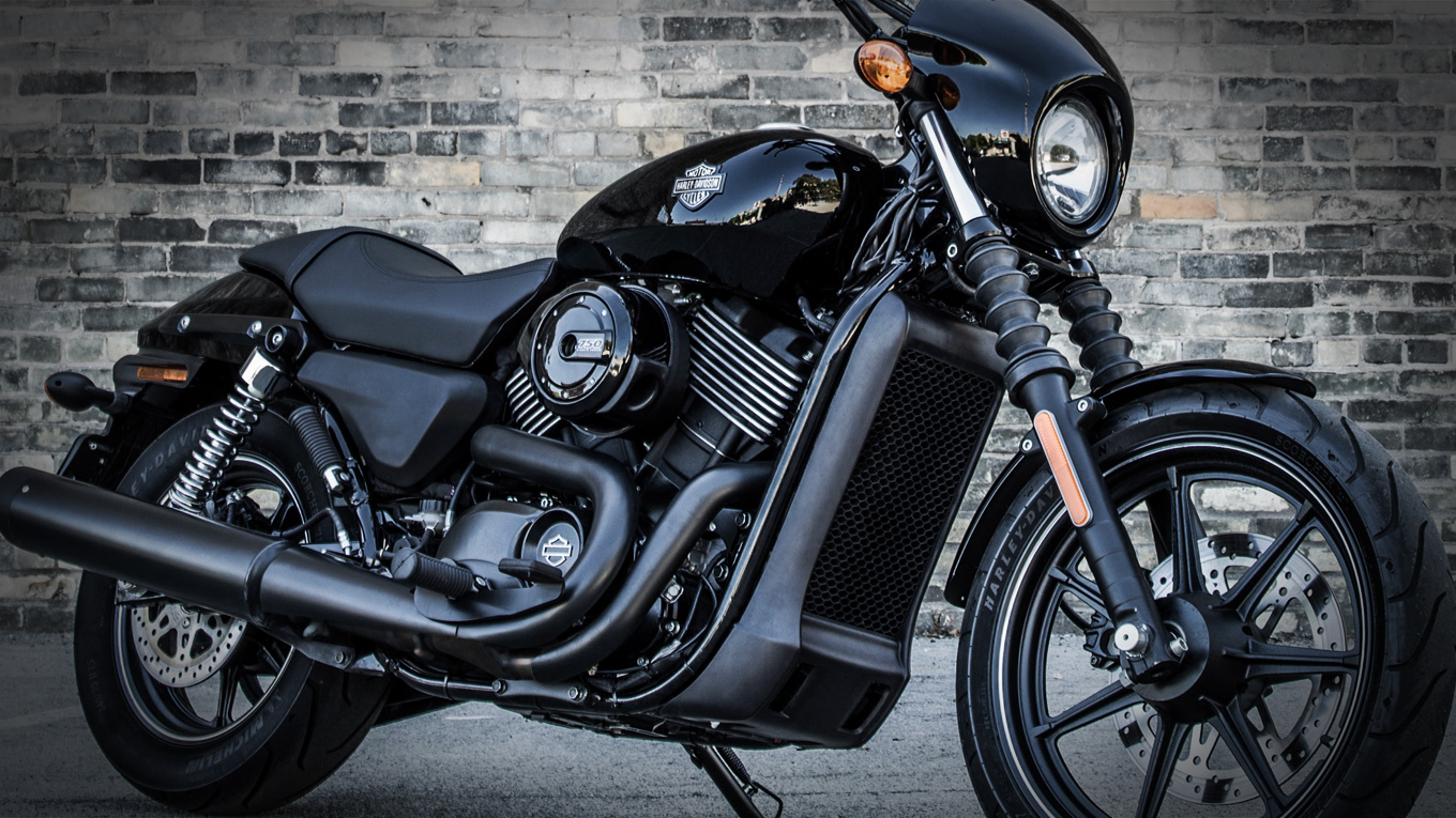 Harley Davidson Announces 2016 Model Lineup