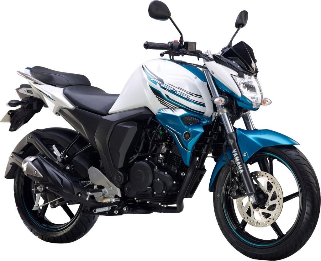 Yamaha Fazer Fi V Colours