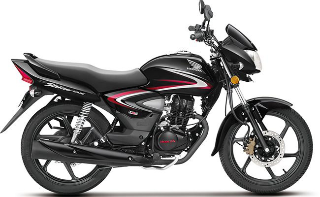 honda cb shine self start disc alloy