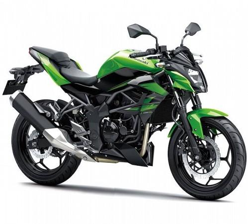 Kawasaki Unveils Ninja 250 SL Z250SL And Ninja 250 ABS At