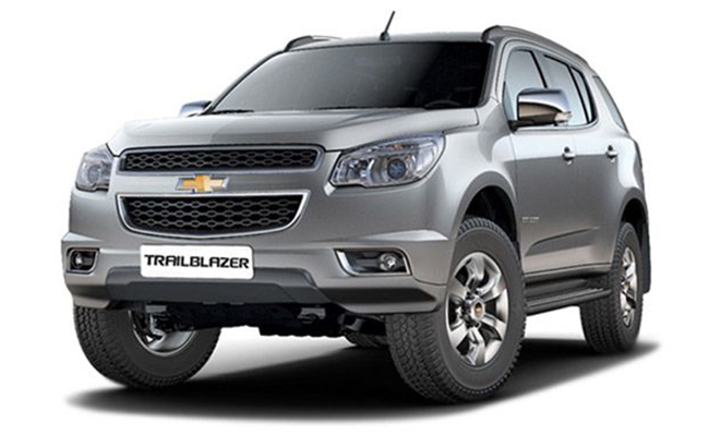 Chevrolet Trailblazer In India Features Reviews