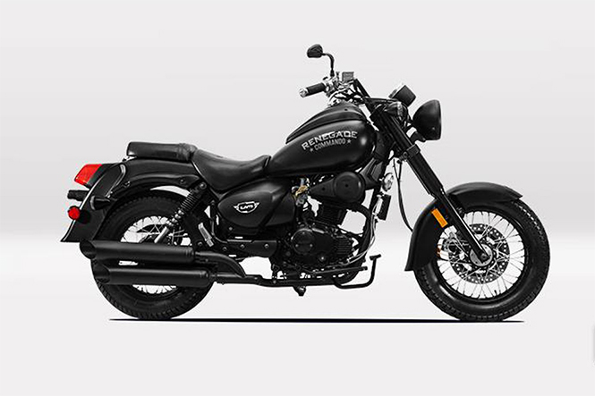 Um Motorcycles To Reveal Two Variants Of Renegade Commando