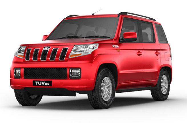 Mahindra TUV300 gets 50% hike in AMT variants sales