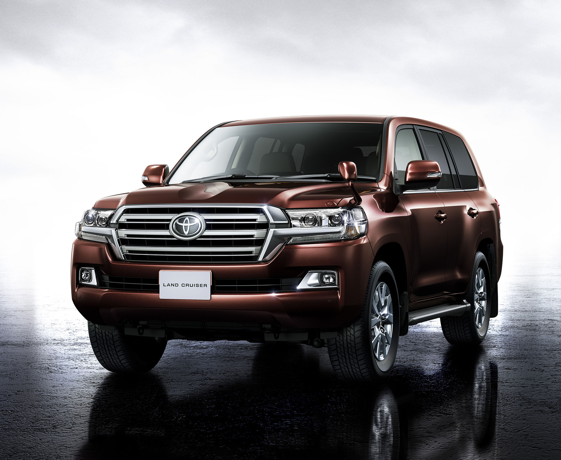 2016 toyota land cruiser launched in india. Black Bedroom Furniture Sets. Home Design Ideas