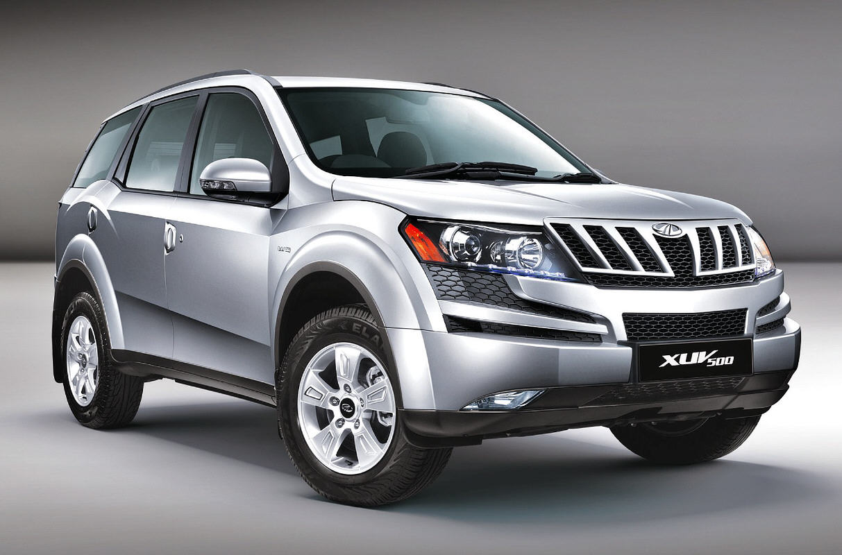 Mahindra Finally Gives Automatic Transmission In Its Suv