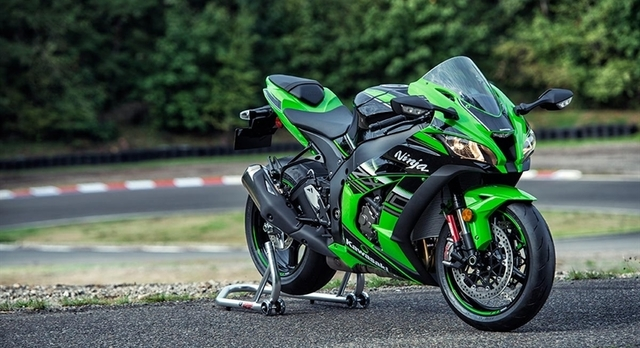 kawasaki announces prices for 2016 lineup in uk