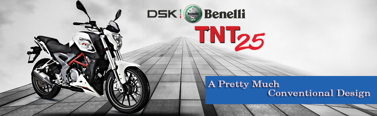 DSK Benelli TNT 25