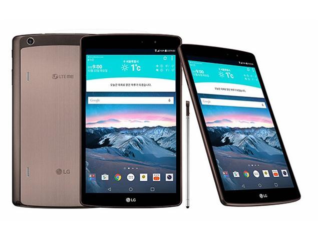 LG Reveals G Pad II 8.3 Tablet, Details Inside