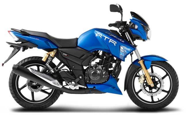 Tvs Apache Rtr 180 Model Power Mileage Safety Colors