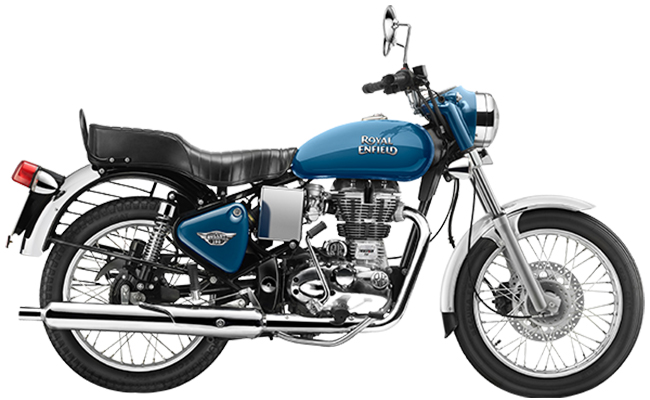 Royal Enfield Bullet 350 BS IV