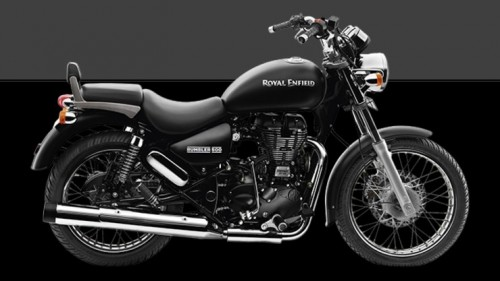 Royal Enfield Rumbler 500 Launched In Indonesia