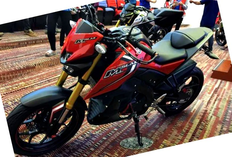 Naked Street Fighter Yamaha M Slaz To Not Launch In India