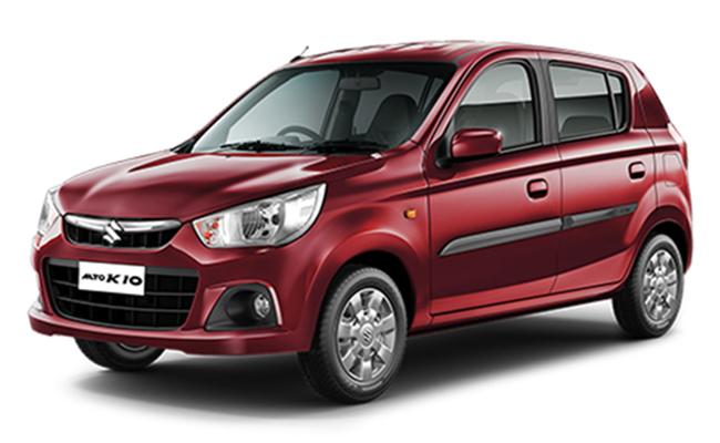 Maruti Suzuki Alto Features