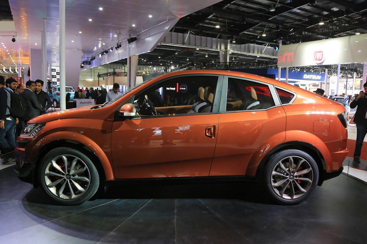 Mahindra xuv aero concept may soon enter into production for Concept expo