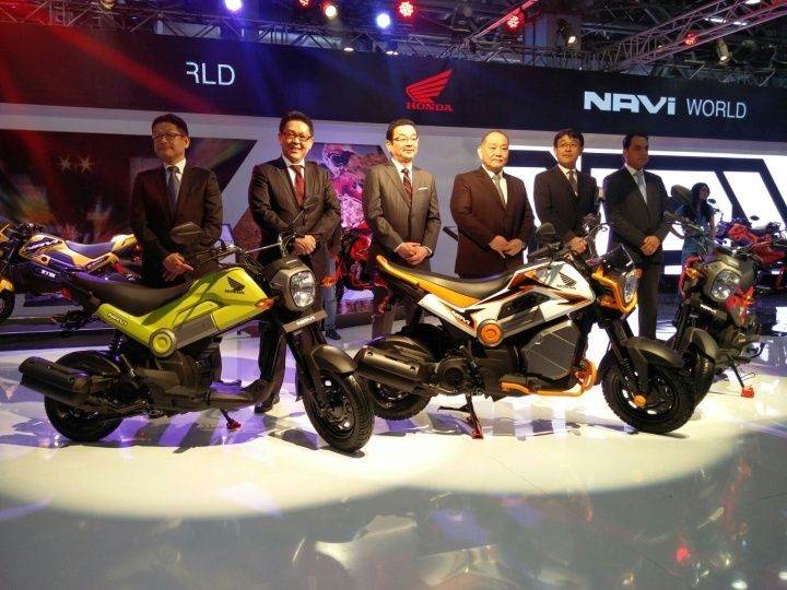 Honda Expected Navi Not To Be Produced In High Volume