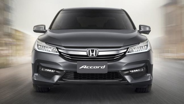 Honda launches india bound accord facelift in thailand for What does tpms mean on a honda accord
