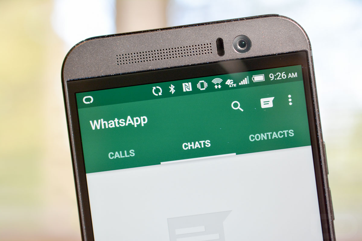 Download whatsapp through google play