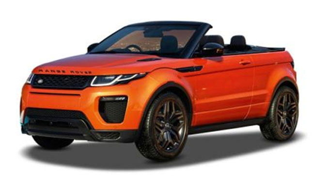 land rover range rover evoque convertible hse dynamic. Black Bedroom Furniture Sets. Home Design Ideas