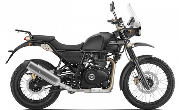 Royal Enfield Himalayan BS IV