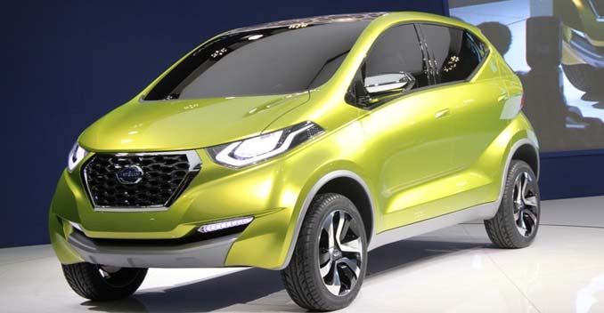 new car releases in april 2016Datsun To Launch RediGo Hatchback On April 14 2016
