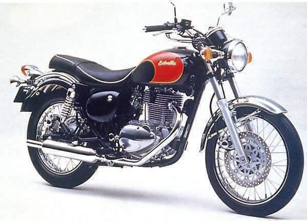 Kawasaki Bj250 Estrella Price India Specifications