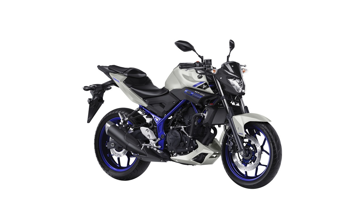 naked streetfighter yamaha mt 03 introduced in europe. Black Bedroom Furniture Sets. Home Design Ideas