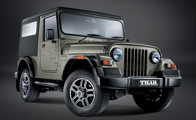 Mahindra Thar Crde Price India Specs And Reviews Sagmart