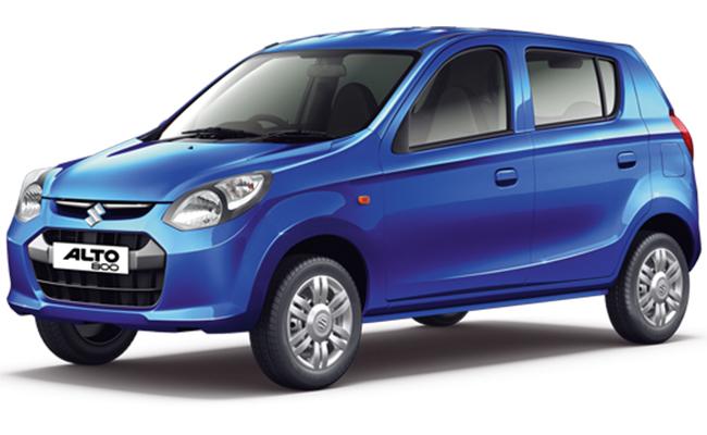 Alto  Lxi Car Price