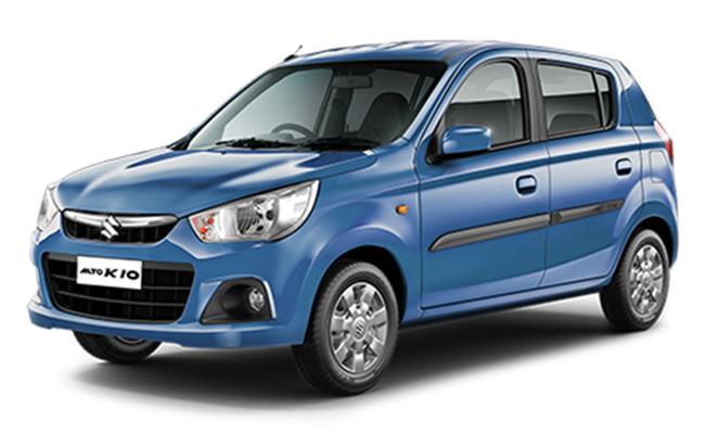 Maruti Suzuki Alto K10 Lx Price India  Specs And Reviews
