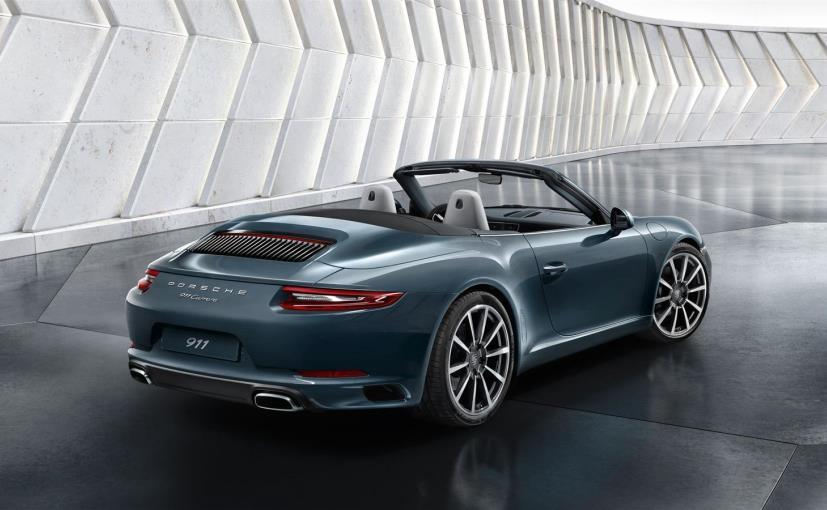 new car launches this month911 Carrera Facelift To Launch in India This Month